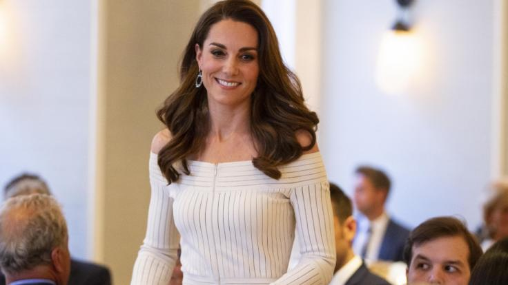 Kate Middleton hat seit geraumer Zeit keinen persönlichen Kontakt zu ihren Eltern - schuld daran ist die Coronakrise. (Foto)