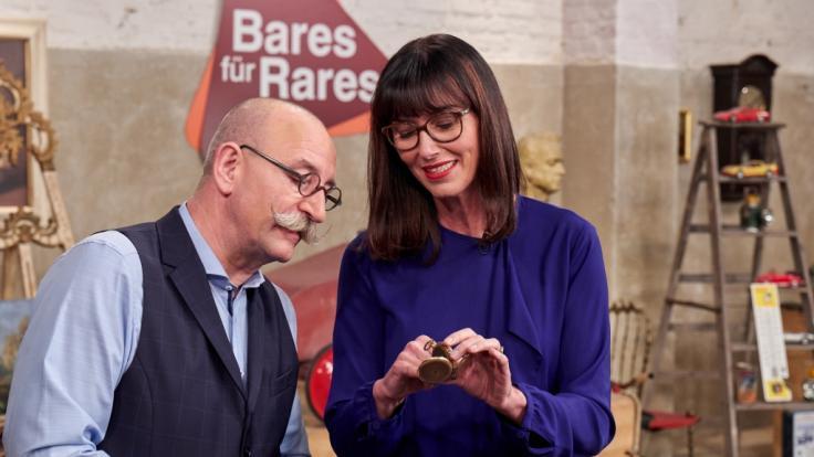 Horst Lichter und Dr. Heide Rezepa-Zabel bei