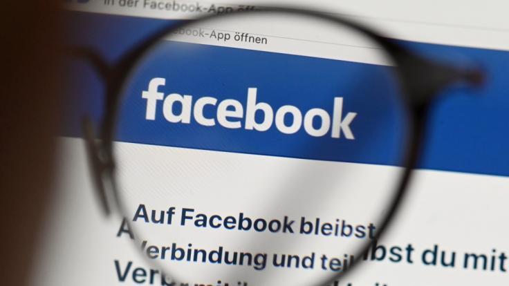 In einem Hackerforum sind hunderte Millionen Nutzerdaten von Facebook offengelegt worden. (Foto)