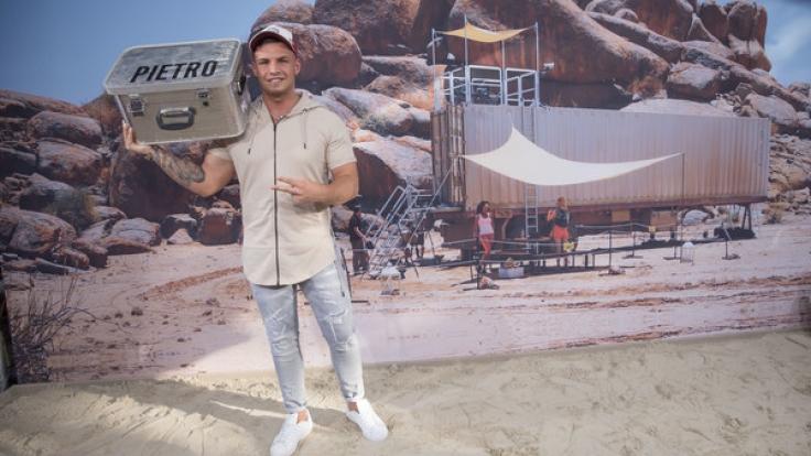 Pietro Lombardi überrascht seine Fans mit einem neuen Look. (Foto)