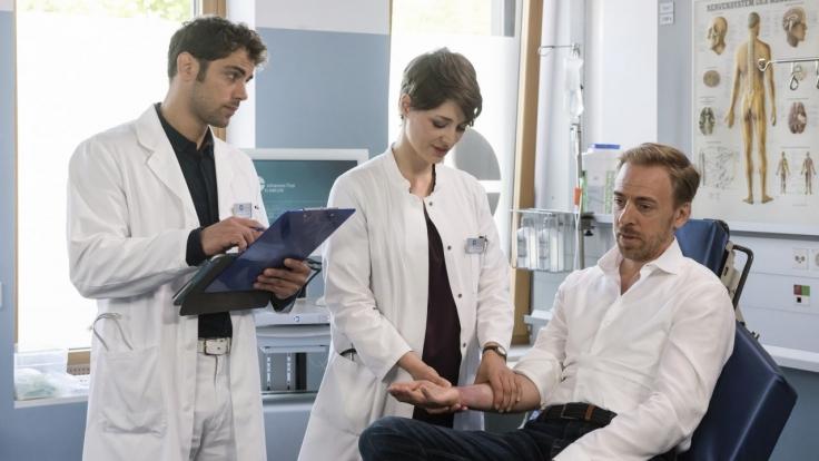 In aller Freundschaft - Die jungen Ärzte bei MDR (Foto)