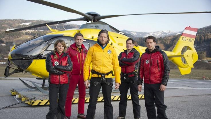 Die Bergretter bei ZDF (Foto)