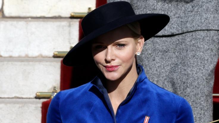 Fürstin Charlène von Monaco musste wegen eines medizinischen Notfalls ins Krankenhaus eingeliefert werden. (Foto)