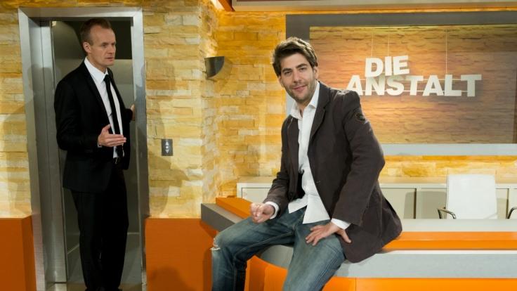 Die Anstalt bei ZDF