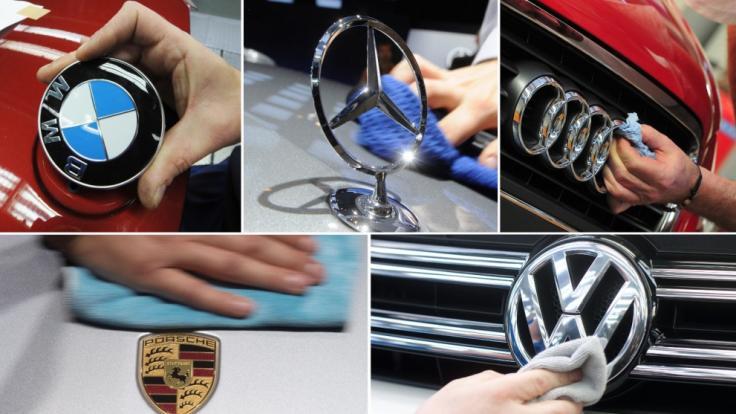 Welches Image haben welche Automarken und inwiefern färbt dies auf die Fahrer ab? Eine Umfrage klärt auf.