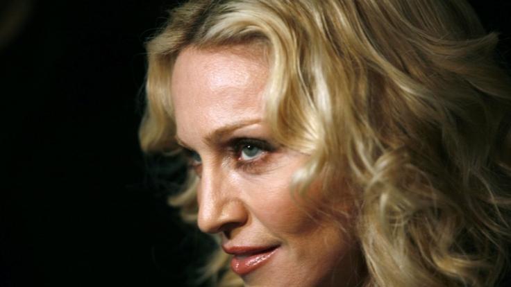 Popstar Madonna ist immer für eine Überraschung gut. (Foto)