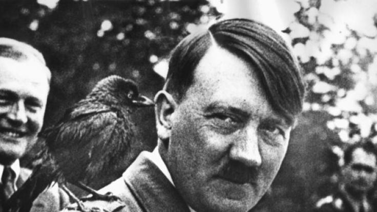 Hitler wollte mit einem Mini-Panzer die Weltmacht erlangen.