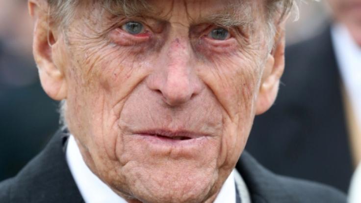 Prinz Philip ist seit 72 Jahren mitQueen Elizabeth II. verheiratet. (Foto)