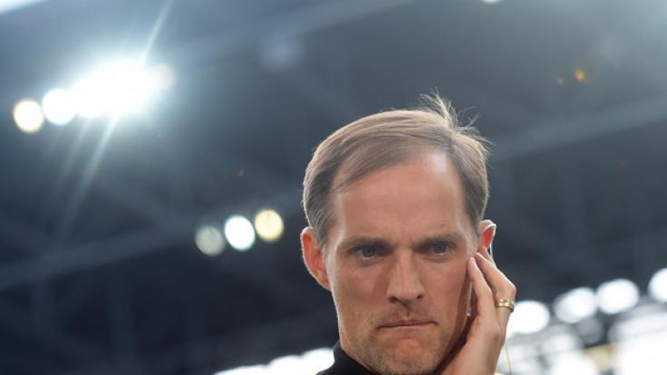 Bleibt er beim BVB? Die Zukunft von Thomas Tuchel entscheidet sich nach dem DFB-Pokalfinale. (Foto)