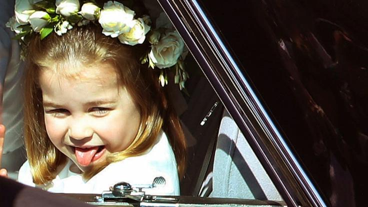Prinzessin Charlotte stahl wieder einmal allen die Show. (Foto)