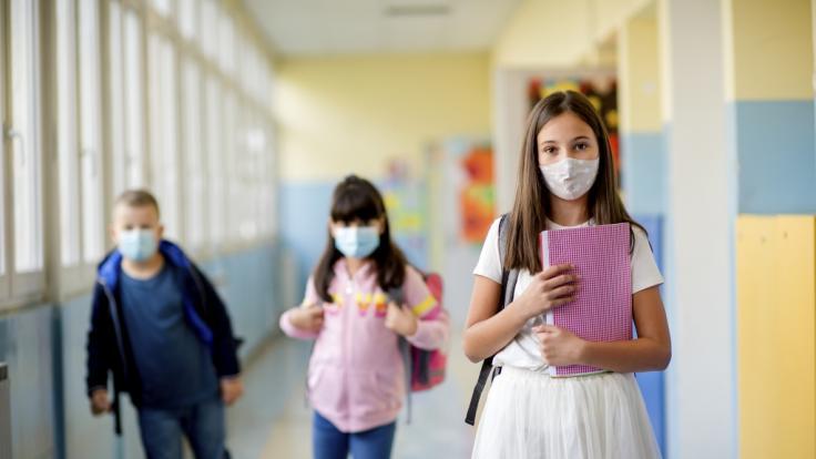 Werden Schulen bald wieder dicht gemacht?