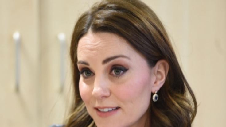 Kate Middleton ist als Mitglied der britischen Königsfamilie unermüdlich auf offiziellen Terminen unterwegs. (Foto)