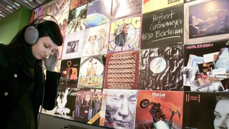 Von Grönemeyer über Juli bis hin zu Katie Melua: Viele Musikportale im Netz spielen zahlreiche Songs kostenlos.    (Foto)