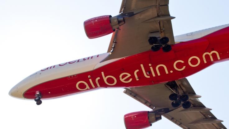 Air Berlin hat Insolvenz angemeldet.