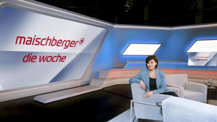 """Sandra Maischberger macht sich rar: Wann gibt es eine neue Ausgabe des Polittalks """"maischberger. die woche"""" im Ersten? (Foto)"""