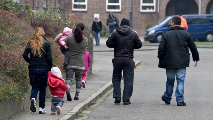 100.000 Asylbewerber erhalten demnächst weniger Geld zur Deckung ihrer Lebenshaltungskosten. (Foto)