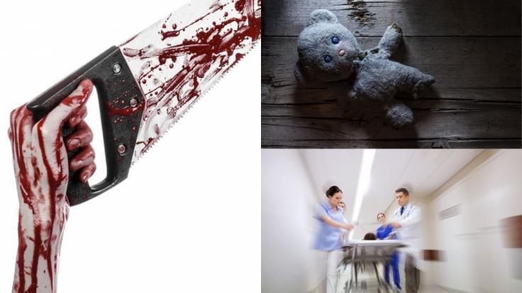Schock-News zu Mord, Kindesmissbrauch und bizarren medizinischen Notfällen beherrschten diese Woche die Schlagzeilen (Symbolbild). (Foto)