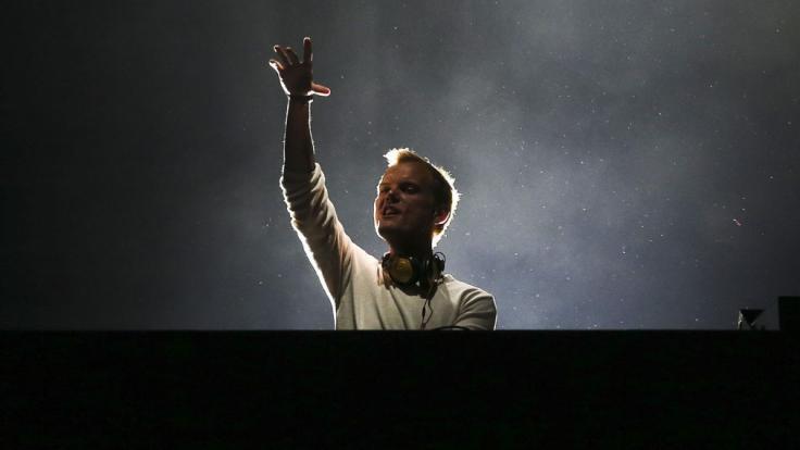 DJ Avicii bei einem seiner Auftritte. (Foto)