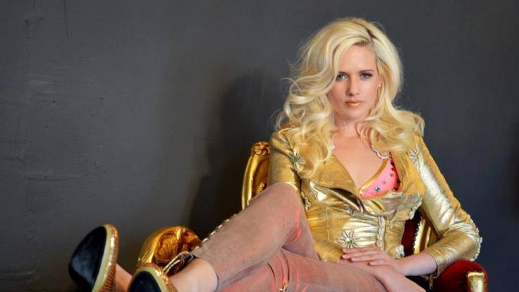 Sarah Knappik: Vom GNTM-Blondie zum Trash-TV-Püppchen. (Foto)