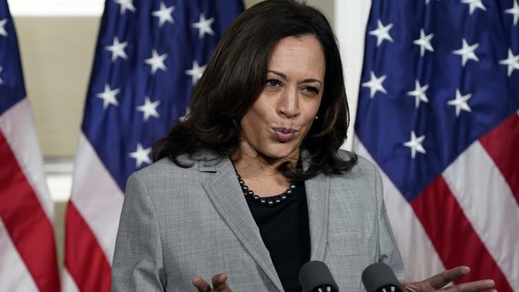 So lebt die Vizepräsidentschaftskandidatin Kamala Harris abseits des politischen Parketts (Foto)