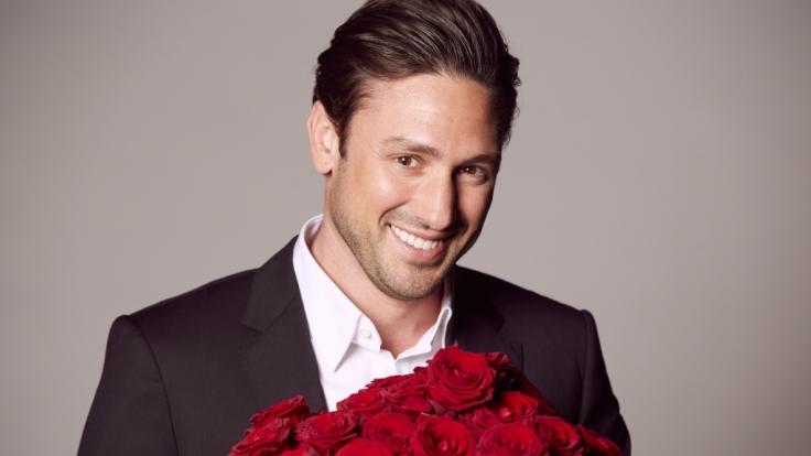 """Daniel Völz sucht als """"Der Bachelor"""" bei RTL nach der großen Liebe. (Foto)"""