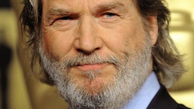 Jeff Bridges zeigt sich trotz Schock-Diagnose kämpferisch. (Foto)