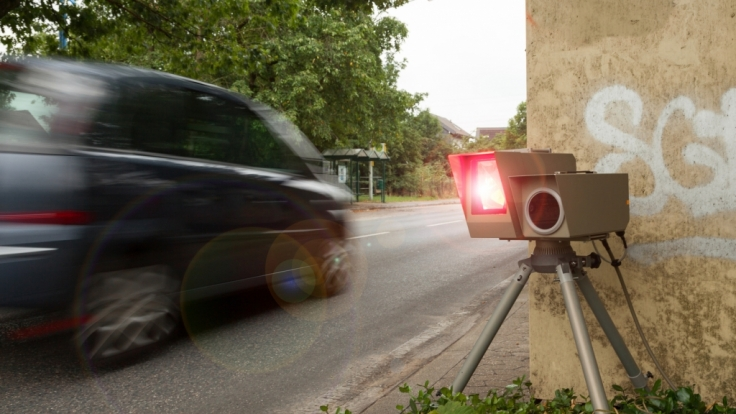 Am 19.04.2017 lauern deutschlandweit unzählige Blitzer auf Verkehrssünder.