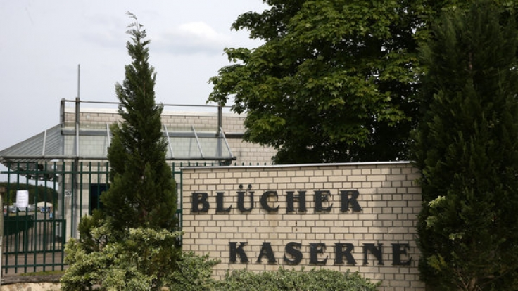 Auf der Schießanlage der ehemaligen Blücher-Kaserne wurde die Leiche der 19-Jährigen gefunden. (Foto)