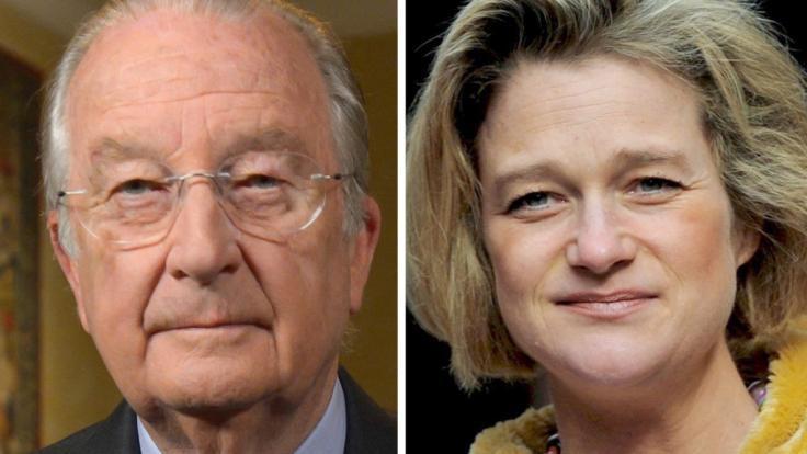 Ob Delphine Boël die leibliche Tochter von Belgiens Ex-König Albert II. ist, soll ein Vaterschaftstest klären. (Foto)
