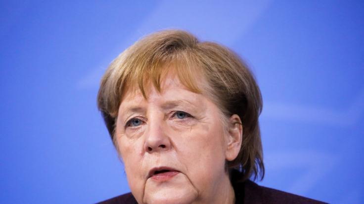 Angela Merkel und die Ministerpräsidenten der Bundesländer haben neue Corona-Maßnahmen beschlossen. (Foto)