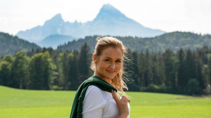 Lena Lorenz bei ZDF (Foto)