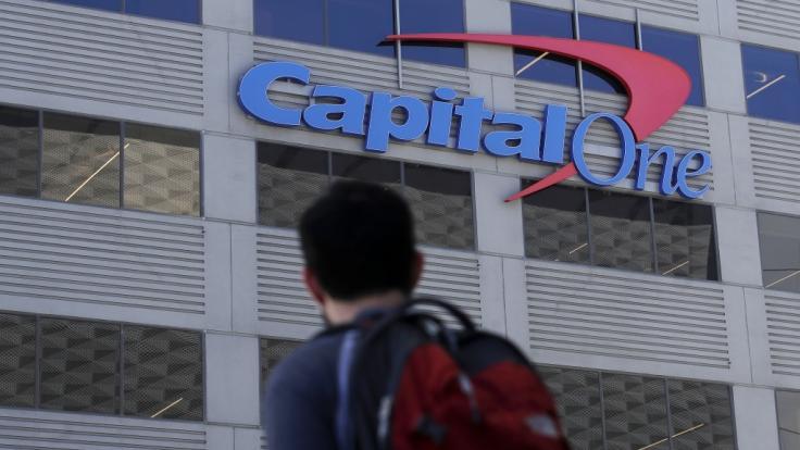 Der Datenverlust bei Capital One blieb über Monate unentdeckt. (Foto)