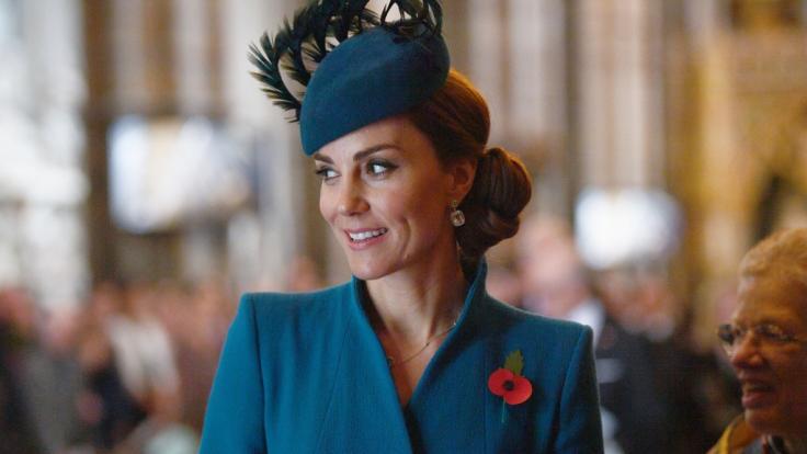 Hat Kate Middleton ein süßes Geheimnis? (Foto)