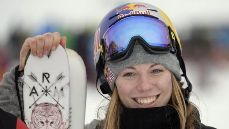 """Lisa Zimmermann wurde im Juli als """"Herausragende Nachwuchssportler/in"""" mit dem Bayerischen Sportpreis ausgezeichnet. (Foto)"""