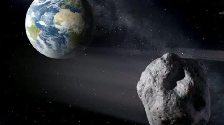 Die Nasa listet sämtliche Asteroiden, die an der Erde vorbeiziehen.