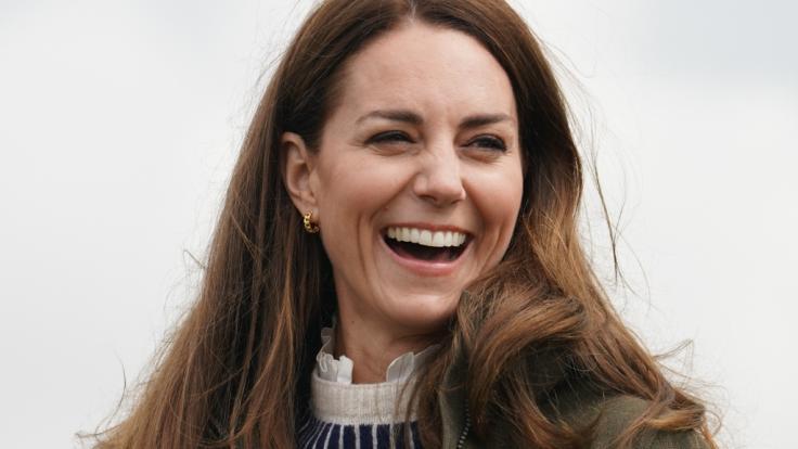Kate Middleton ist für die britischen Royals der Fels in der Brandung. (Foto)