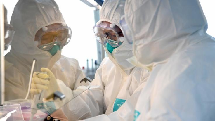 Ab wann gibt es ein Heilmittel für das Coronavirus? (Foto)