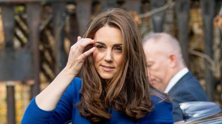 Kate Middleton wirkt abgekämpft. (Foto)