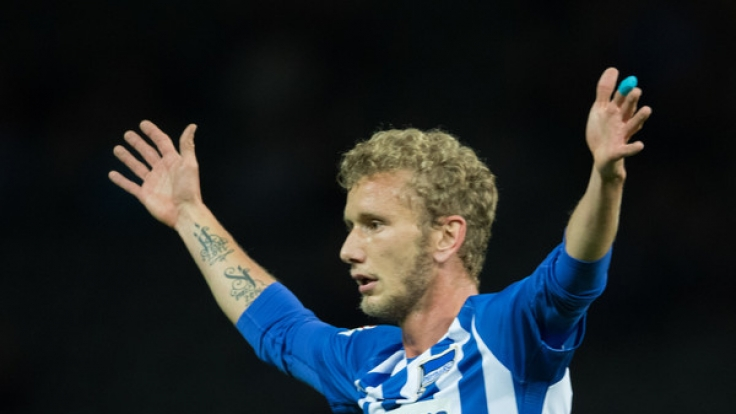 Europa League: Östersunds FK gegen Hertha BSC.