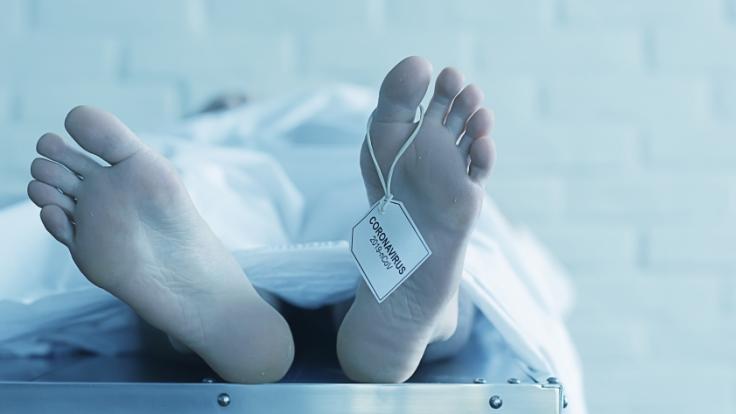 Ein 24-jähriger Impfgegner ist an den Folgen einer Corona-Infektion gestorben. (Foto)