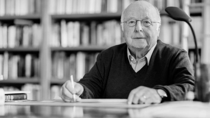 Norbert Blüm ist tot. (Foto)