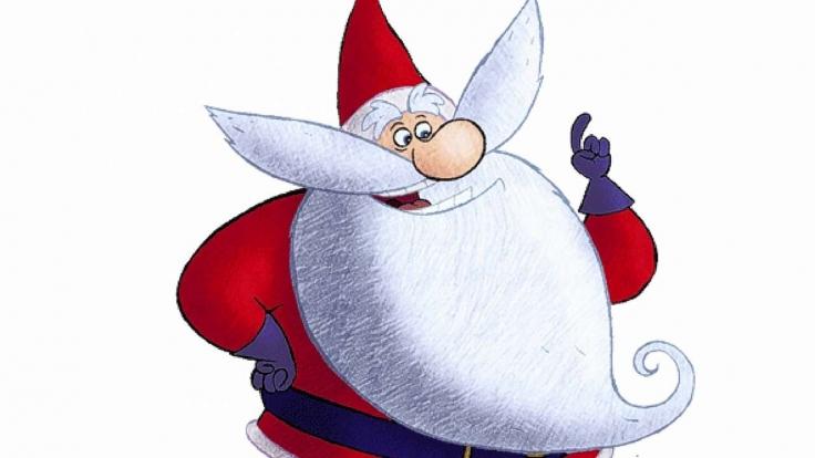 Weihnachtsmann Junior bei Super RTL (Foto)