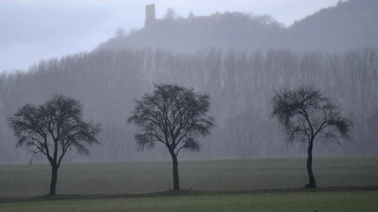 Eine Kaltfront sorgt am Wochenende für ungemütliches Wetter in Deutschland. (Foto)