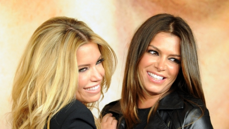Ziemlich beste Rivalinnen: Sylvie Meis (links) und Sabia Boulahrouz. (Foto)