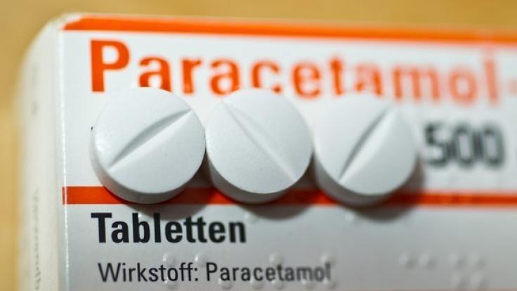 Paracetamol gehört zu den rezeptfreien Klassikern in der Hausapotheke - doch Forscher warnen vor gravierenden Langzeitschäden. (Foto)