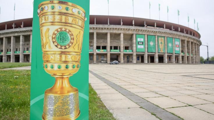 Der Kampf um den DFB-Pokal 2021/22 wird am 6. August mit den Spielen in der 1. Hauptrunde eröffnet. (Foto)