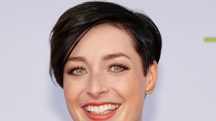 Moderatorin Kathy Weber heißt eigentlich Katharina. (Foto)