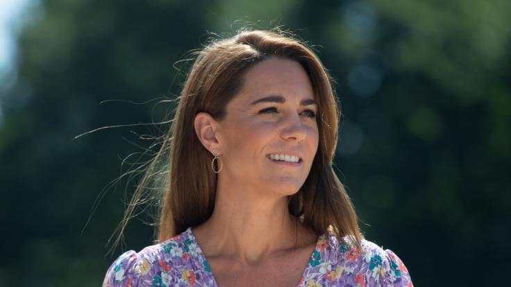 Herzogin Kate trauert um ihren Familienhund Lupo.
