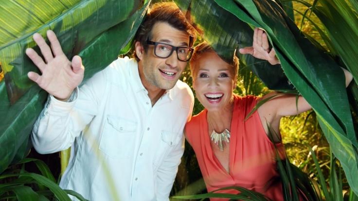 Sonja Zietlow und Daniel Hartwich (Foto)