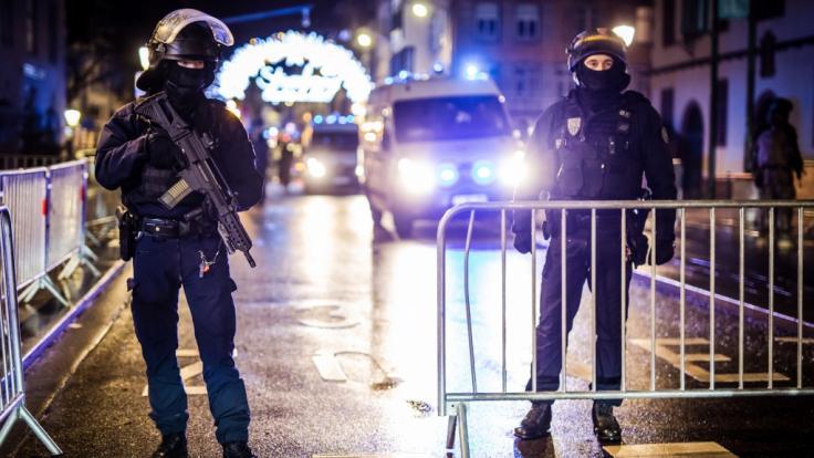 Frankreich ist erneut von einem schweren Terroranschlag erschüttert worden. (Foto)